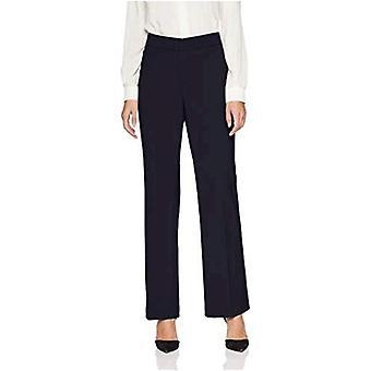 Merke - Lark & Ro Dame&s Bootcut Bukse Bukse: Svingete Passform, Charcoal, 6L