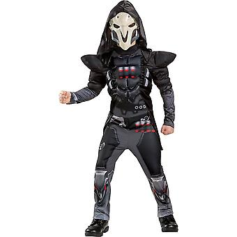 Boy's Reaper Classic Muscle Costume - Overwatch