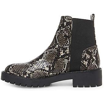 Steve Madden Frauen's Schuhe Gliding Stoff geschlossen Zehen Knöchel Chelsea Stiefel