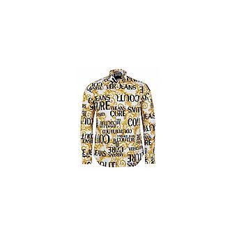 Versace Skjorte Regular Fit B1gva6s3