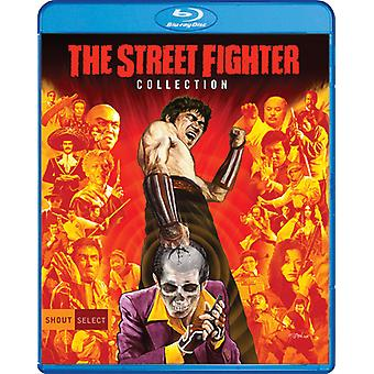 Street Fighter Collection [Blu-ray] USA import