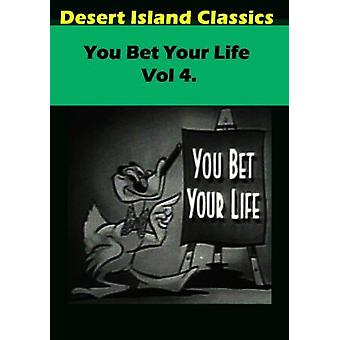 You Bet Your Life 4 [DVD] USA import
