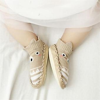 Vauvan vastasyntyneet vauvan kengät, syksyn vauvan lattiasukat