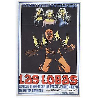 El Dia de Santa Tatiana film plakat (11 x 17)