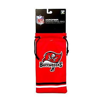 Tampa Bay Buccaneers NFL Microfiber Glasses Bag