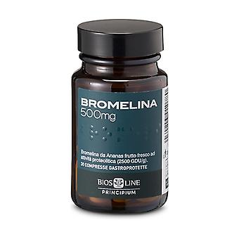 Principium Bromelain 30 tablets