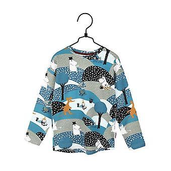 Moomin Hed shirt blauw