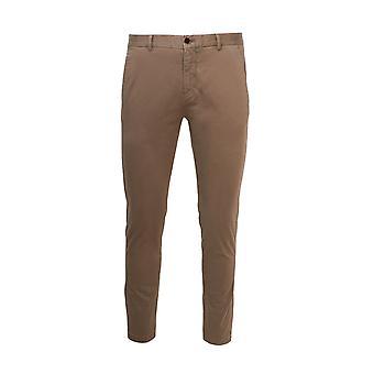 Pt05 C5nt01z00nk050120 Men's Beige Cotton Pants