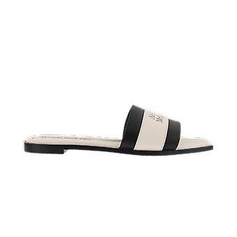 Alexander McQueen Sandal Leath S.Leath N.So.Grai Valkoinen 651902WHZX11280 kenkä