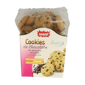 Sjokolade cookies uten tilsatt sukker - Sanalínea 250 g
