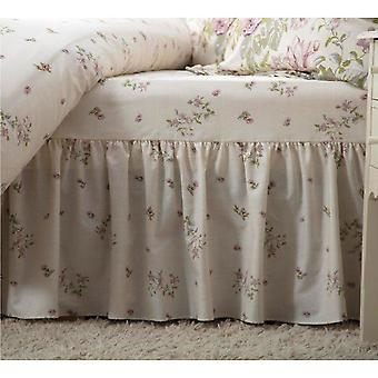 Belledorm Rose Boutique Fitted Valance