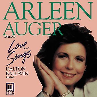 Arleen Auger - Love Songs [CD] USA import