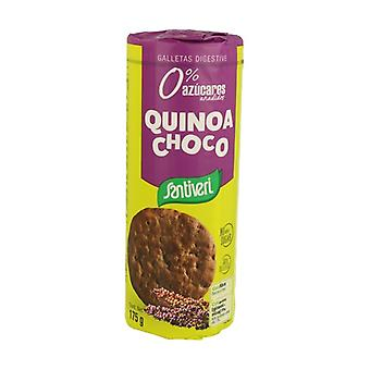 Digestive 0% Added Sugars Quinoa Cocoa Cookies 175 g