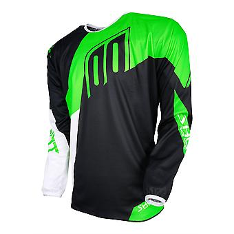 Shot Devo Alert Green Adults MX Jersey