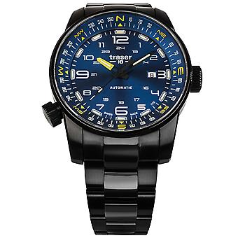 Mens Watch Traser H3 109523, Automatique, 46mm, 10ATM