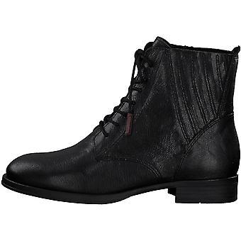 Botines Low Heels Negro Antic