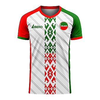 Belarus 2020-2021 Home Concept Football Kit (Libero)