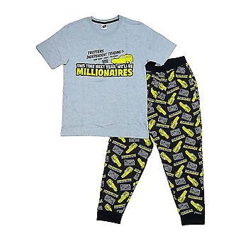 Men's Ainoat hölmöt ja hevoset Trotters Millionaires Pyjama Set