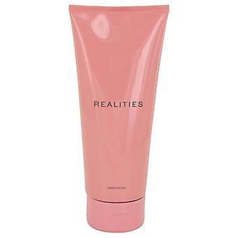Realiteit (nieuw) Hand Cream door Liz Claiborne 6,7 oz handcrème