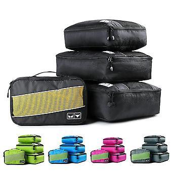 Packing Cubes Nylon Travel Organizer Bag