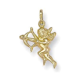 Eternity 9ct Cupid With Arrow Charm