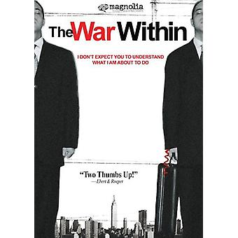 The War Within [DVD] USA import