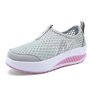 Lose Weight Swing Summer Women Platform Sneaker