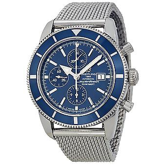 Breitling Superocean Heritage Chronographe 46 Chronograph Automatic Men's Watch A1332016|c758|152a