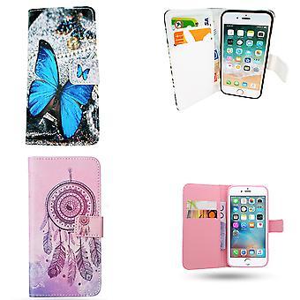 Iphone 5/5s/se2016 - Skórzana obudowa / okładka