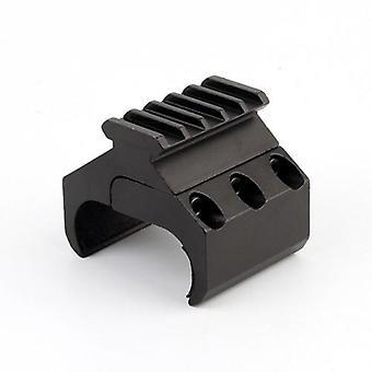 Pojedyncza/podwójna strzelba picatinny adapter kolejowy Picatinny