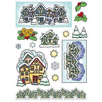 Jeje Marij Rahder Clear Stamps Winter