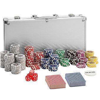 tectake Pokerset