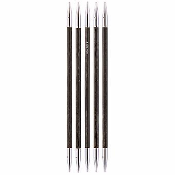 Knitpro Royale: Knitting Pins: Double-Ended: Set of 5: 20cm x 5.50mm