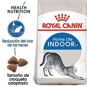 Royal Canin  Indoor 27 Pienso para Gato Adulto de Interior (Gatos , Comida , Pienso)