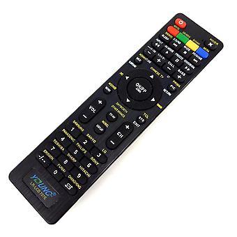(2pcs /lot) التحكم عن بعد لLR-LCD 707E العالمي LCD LED التحكم عن بعد