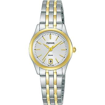 Pulsar Kwarcowy męski zegarek PH7534X1
