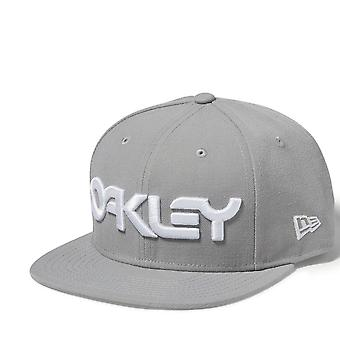Oakley Mark II Novelty Snapback Cap - Stone Grey