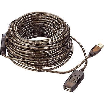 FengChun Kabel USB 2.0 Verlängerung, aktiv 20 m