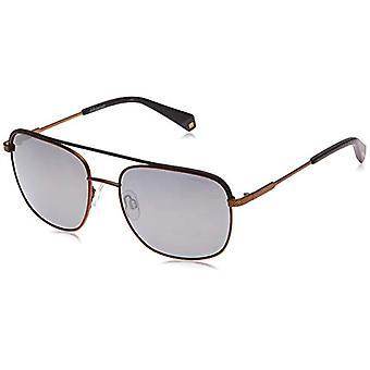 Polaroid PLD 2056/S LM 210 58 Sonnenbrille, Gold (Kupfer/Brauner Pz), Herren