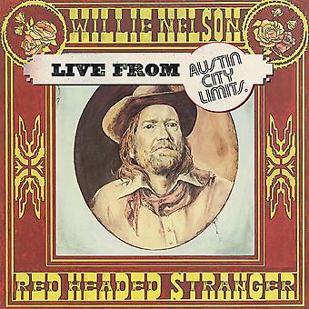 Willie Nelson - Red Headed Stranger Live From Austin City Limits Vinyl
