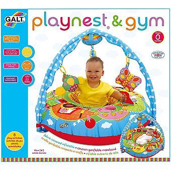 First Years Farm Playnest & Gym