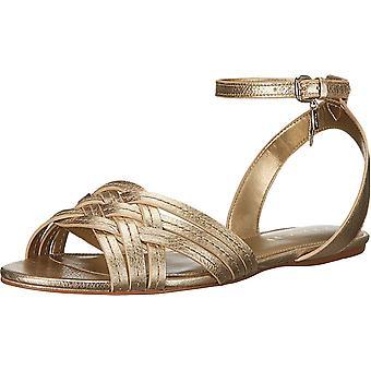 Valmentaja naisten kesät avoimen rento nilkka hihna sandaalit