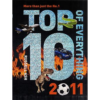 Top 10 of Everything 2013 by Russell Ash