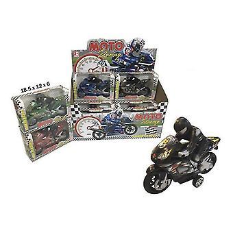 Motosiklet Yarışı Sürtünmesi (18,5 x 12 x 6 cm)