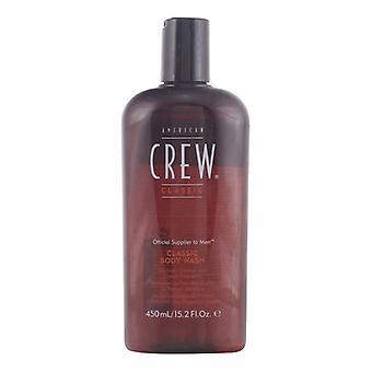 Rinfrescante Cleansing Gel Classic American Crew (450 ml)