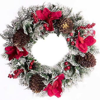 متجمد عيد الميلاد اكليل | بوكر