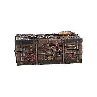 La caja Steampunk de Enigma Vault