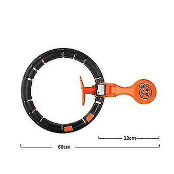 Home Smart Hula Hoop, Può contare e non cadere, adatto per la fitness aerobica indoor, cucibile,