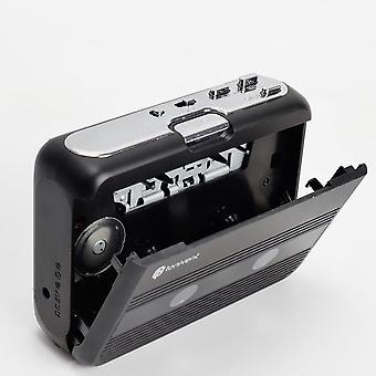 Портативный Walkman Bluetooth-совместимый приемник и передатчик Разъем FM-радио