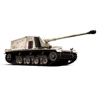 Трубач 1:35 Масштабная модель Panzer Selbstfahrlafette Комплект для строительства танков - Немецкая армия пантер Модель 00350